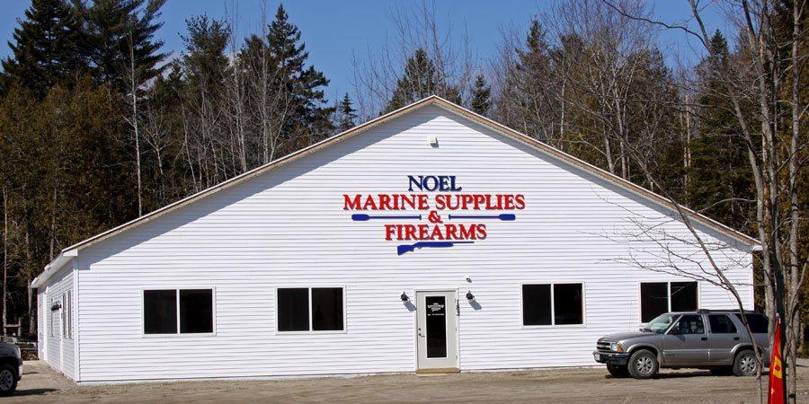 New Location Noel Marine Supplies & Firearms
